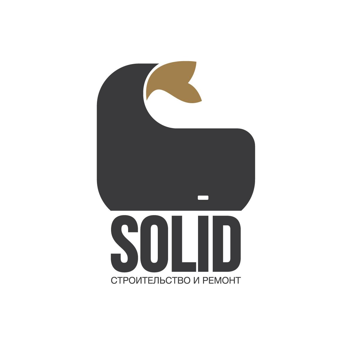 Логотип строительной компании «Solid»