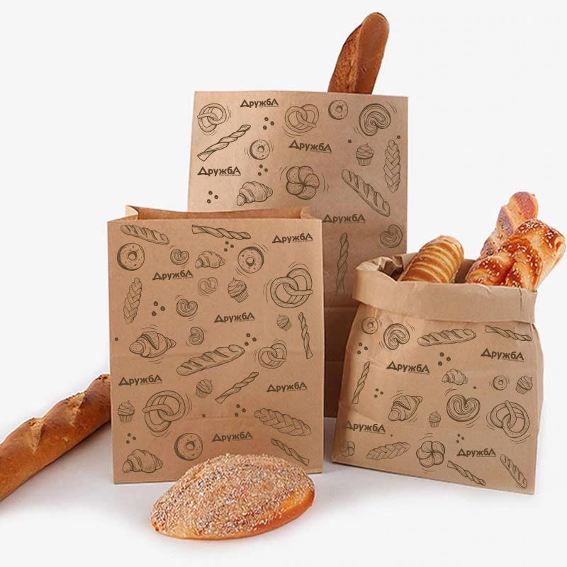 Пакеты для хлеба ТК «Дружба»
