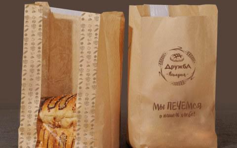 Пакеты для выпечки ТК «Дружба»